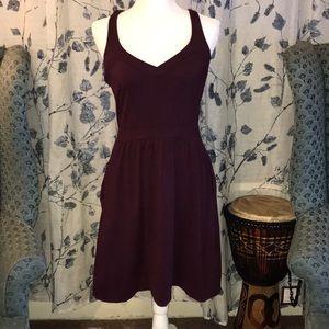 CYNTHIA ROWLEY DRESS SZ M 85% NYLON 15% SPANDEX